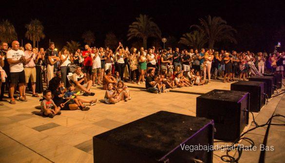 Éxito de Eterno Mecano en Orihuela Costa 15