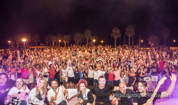 Éxito de Eterno Mecano en Orihuela Costa 7