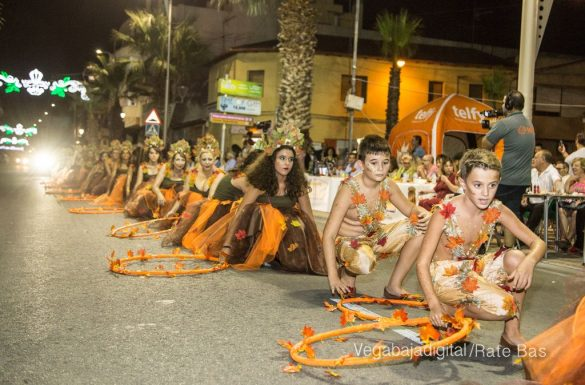 Desfile de carrozas de Jacarilla 12