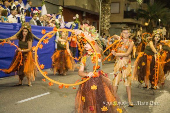 Desfile de carrozas de Jacarilla 14