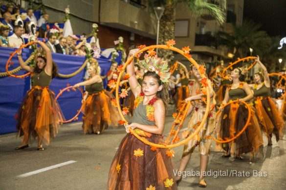 Desfile de carrozas de Jacarilla 15