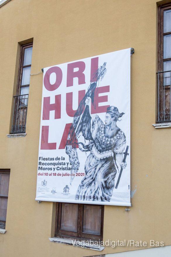 El cartel de Fiestas se inspira en La Libertad guiando al pueblo 34