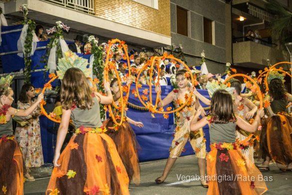 Desfile de carrozas de Jacarilla 16
