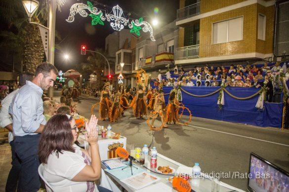 Desfile de carrozas de Jacarilla 18