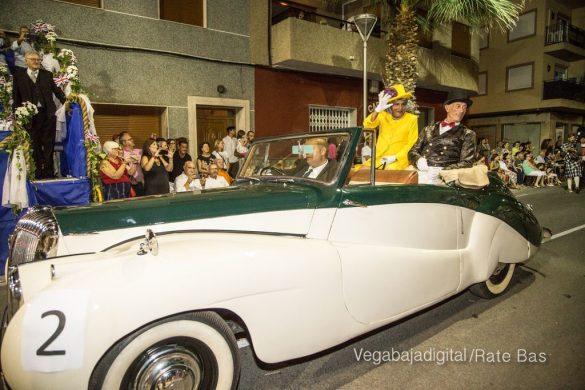 Desfile de carrozas de Jacarilla 25