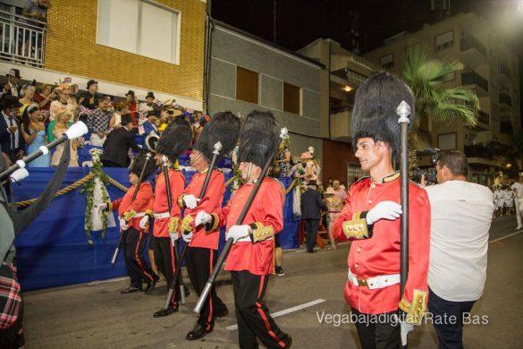 Desfile de carrozas de Jacarilla 30