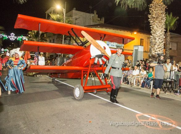 Desfile de carrozas de Jacarilla 37