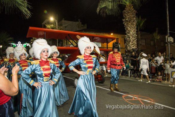 Desfile de carrozas de Jacarilla 40