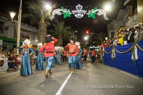 Desfile de carrozas de Jacarilla 41