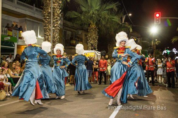Desfile de carrozas de Jacarilla 42
