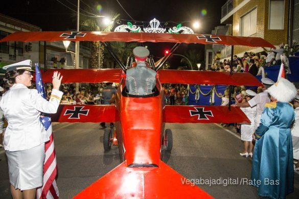 Desfile de carrozas de Jacarilla 45