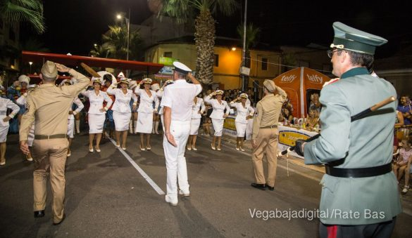 Desfile de carrozas de Jacarilla 47