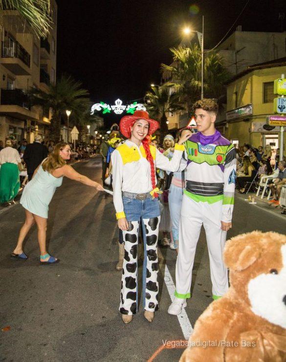 Desfile de carrozas de Jacarilla 53