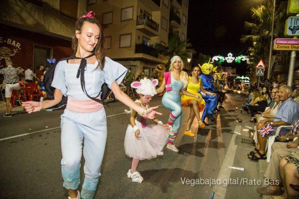Desfile de carrozas de Jacarilla 56