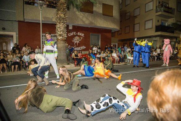 Desfile de carrozas de Jacarilla 58