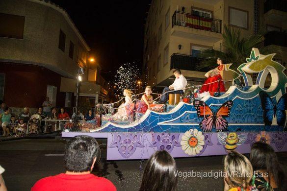 Desfile de carrozas de Jacarilla 66