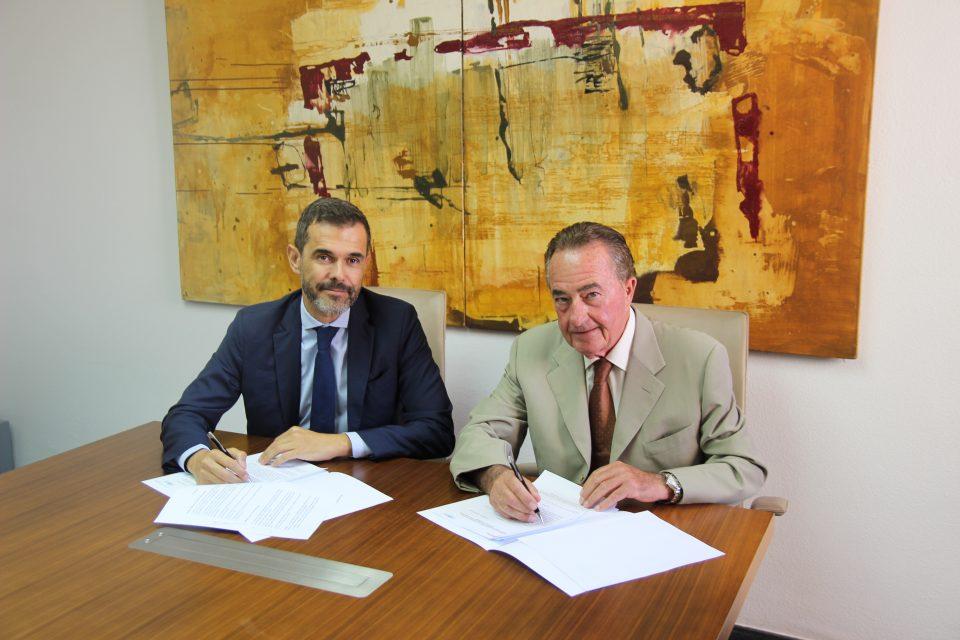 Fundesem y la Cámara de Comercio renuevan su convenio de colaboración 6