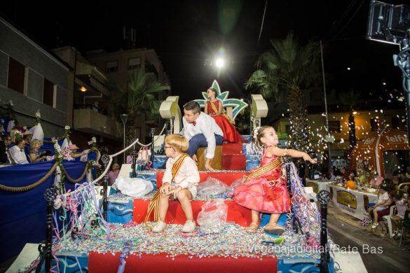 Desfile de carrozas de Jacarilla 68