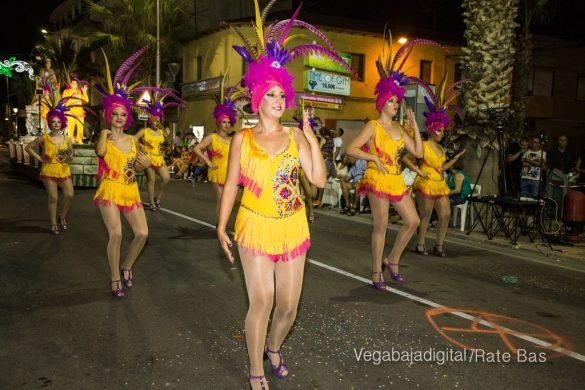 Desfile de carrozas de Jacarilla 80