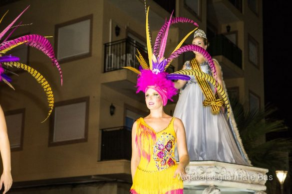 Desfile de carrozas de Jacarilla 83