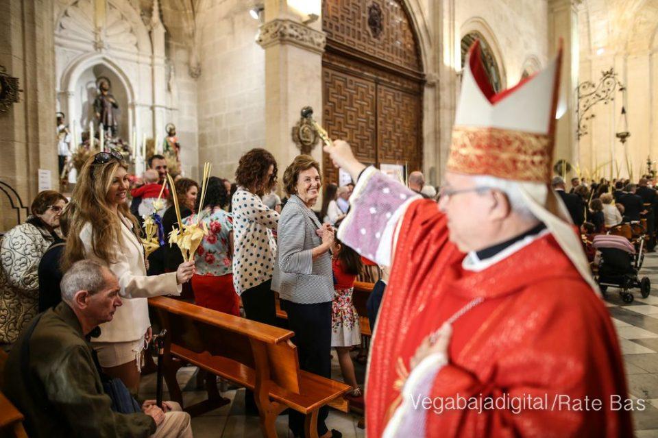 Bendición y procesión de las palmas de Orihuela 6