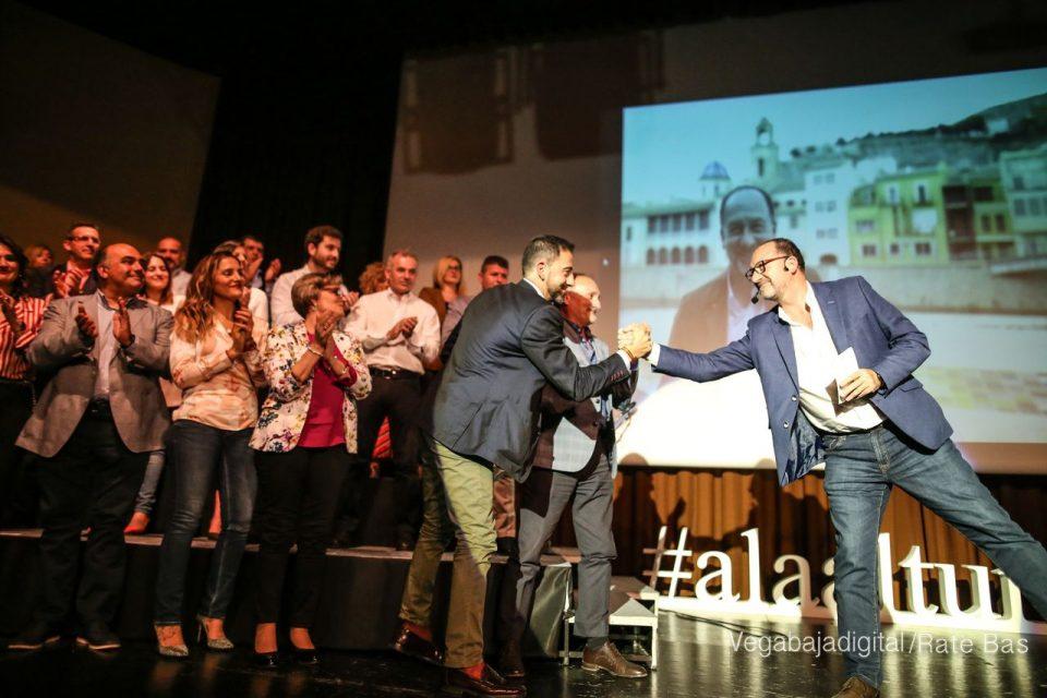 El PP respalda a Emilio Bascuñana en la presentación de su candidatura 6