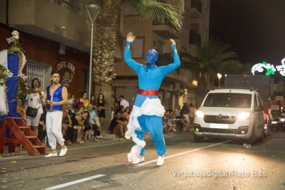 Desfile de carrozas de Jacarilla 93