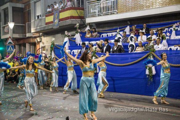 Desfile de carrozas de Jacarilla 98