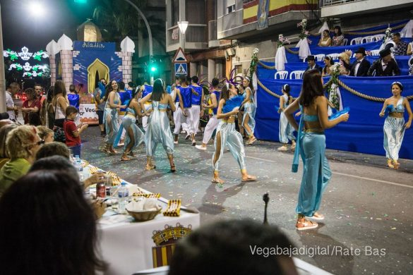 Desfile de carrozas de Jacarilla 99