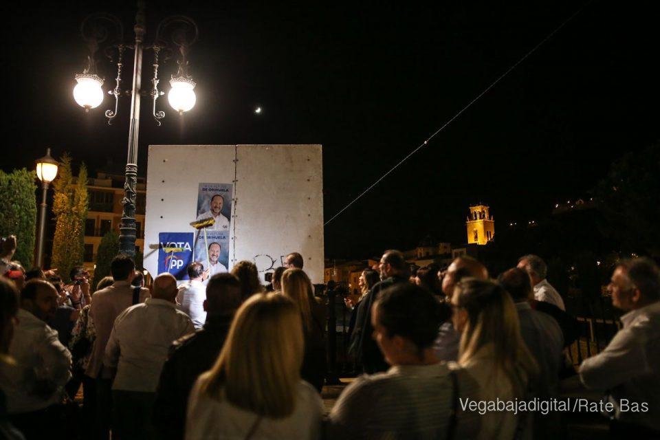Nochecitas de Orihuela...con cola y carteles 6