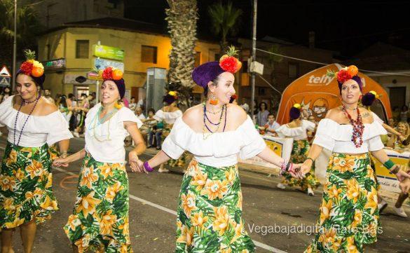 Desfile de carrozas de Jacarilla 128