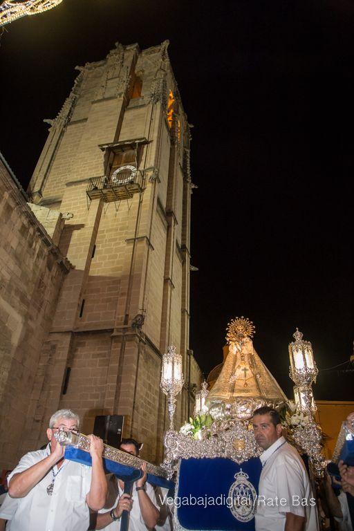 La Patrona de Orihuela ya está en la Catedral 43