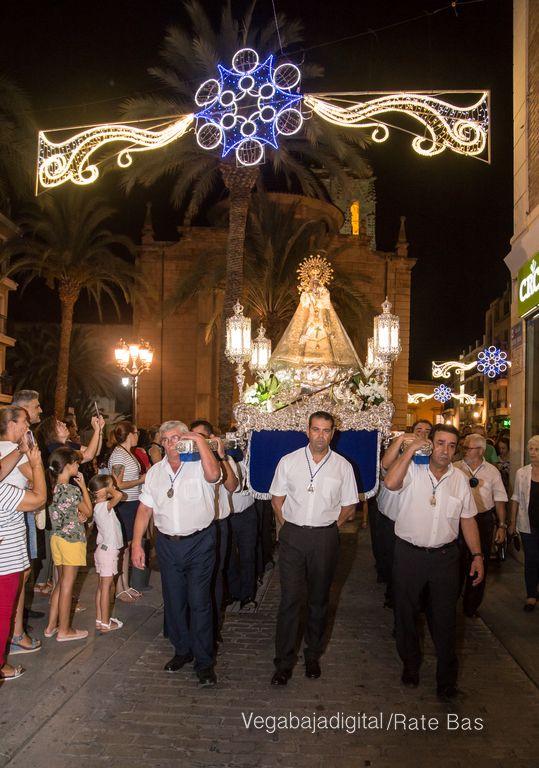 La Patrona de Orihuela ya está en la Catedral 49