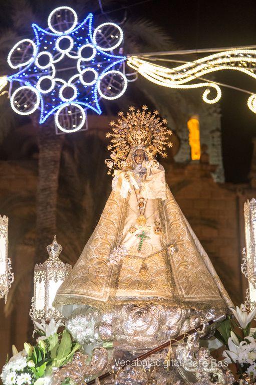 La Patrona de Orihuela ya está en la Catedral 50