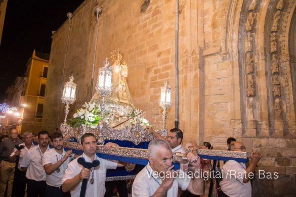 La Patrona de Orihuela ya está en la Catedral 73