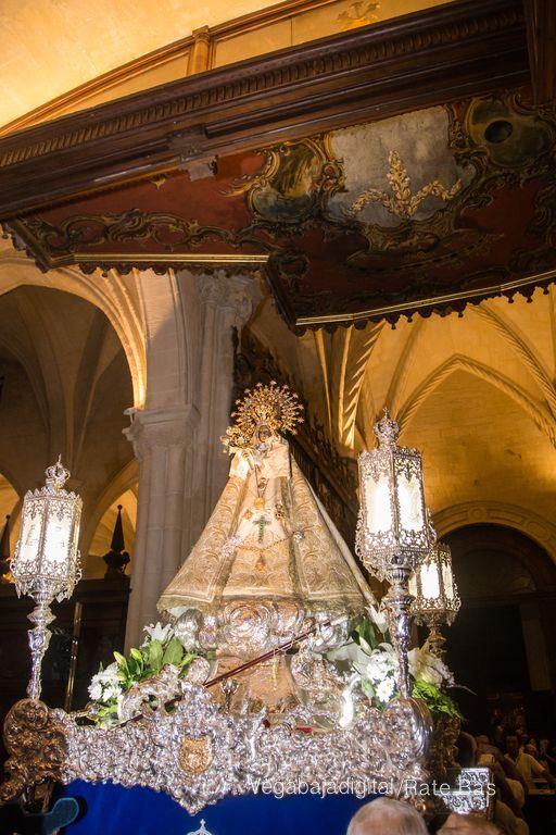 La Patrona de Orihuela ya está en la Catedral 74