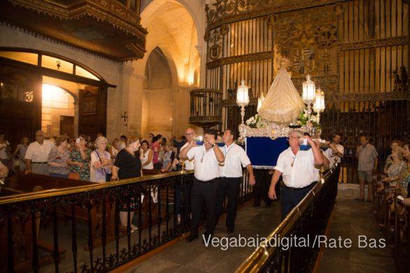 La Patrona de Orihuela ya está en la Catedral 75