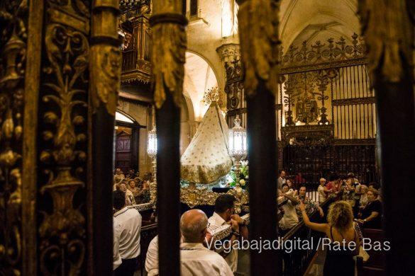 La Patrona de Orihuela ya está en la Catedral 76