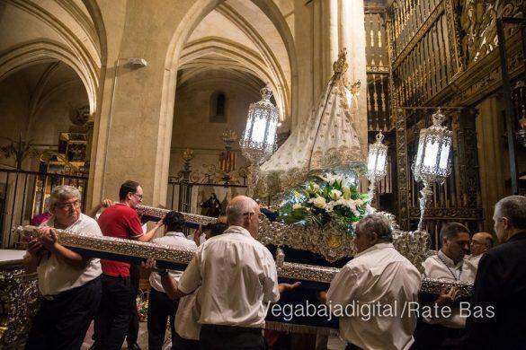 La Patrona de Orihuela ya está en la Catedral 77
