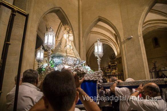 La Patrona de Orihuela ya está en la Catedral 78