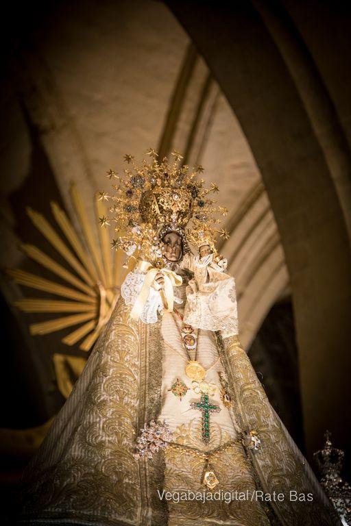 La Patrona de Orihuela ya está en la Catedral 6