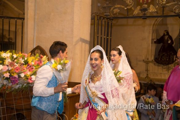 La Patrona de Orihuela ya está en la Catedral 86