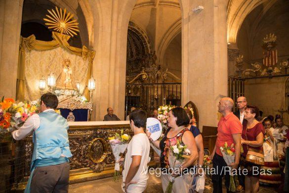 La Patrona de Orihuela ya está en la Catedral 89