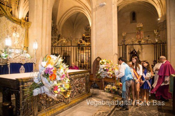 La Patrona de Orihuela ya está en la Catedral 94