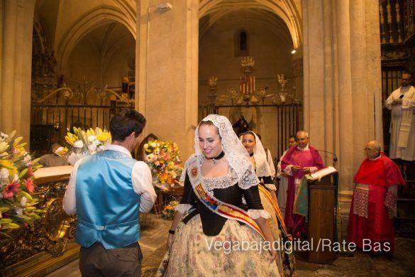 La Patrona de Orihuela ya está en la Catedral 98