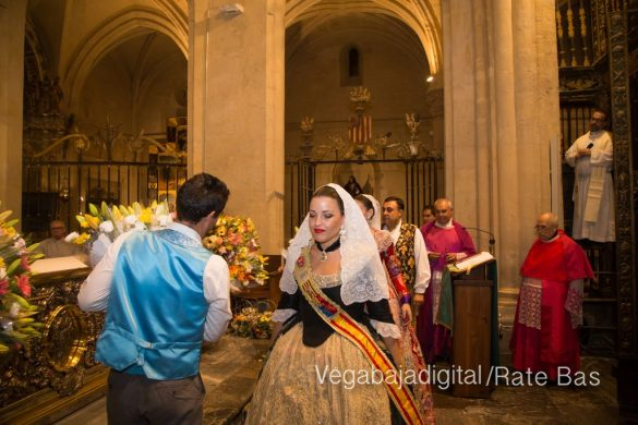 La Patrona de Orihuela ya está en la Catedral 99