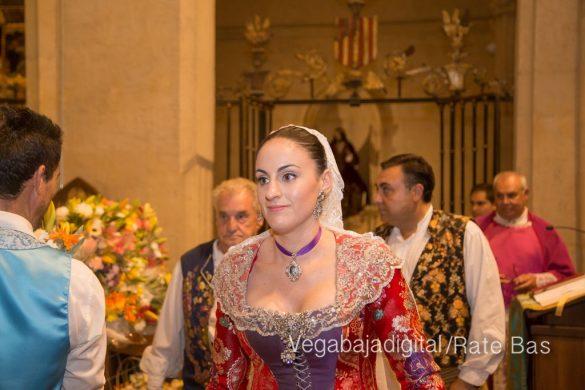 La Patrona de Orihuela ya está en la Catedral 100