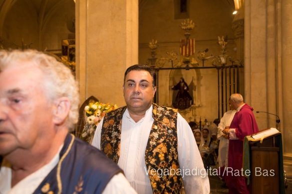 La Patrona de Orihuela ya está en la Catedral 101