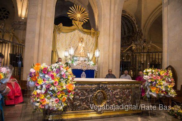 La Patrona de Orihuela ya está en la Catedral 106