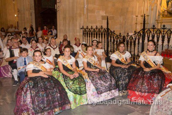 La Patrona de Orihuela ya está en la Catedral 107